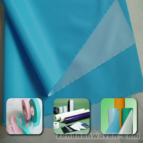 (PP+PE)Laminated nonwoven fabric