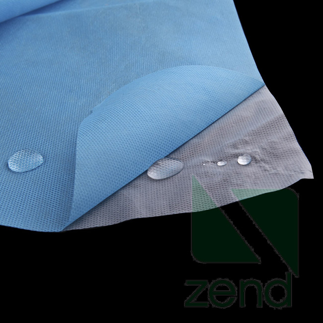 PP Coated PE nonwoven fabric
